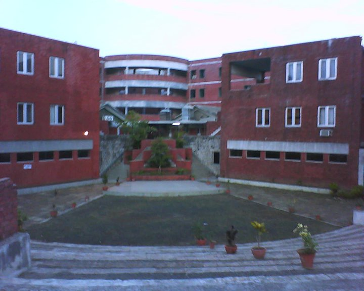 College photo for Home architecture in jabalpur