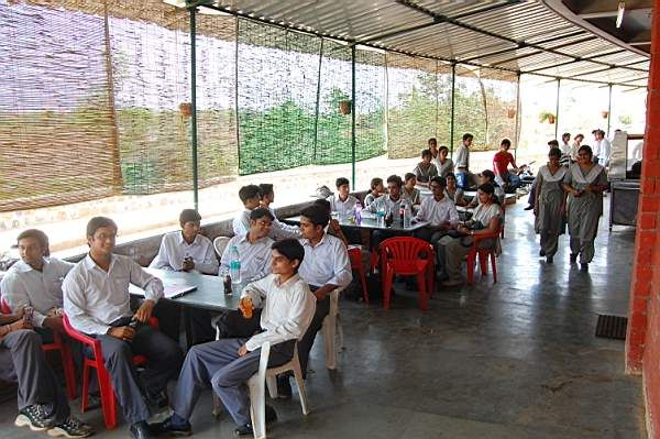 HCATP College Canteen